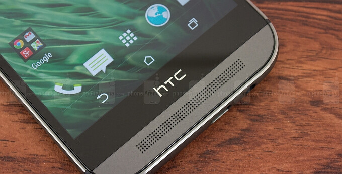 """HTC said to be finally ditching the black branded bar with the One M10 """"Perfume"""""""