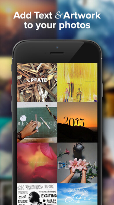 Typography and graphic design app Over is Apple's free app for the week