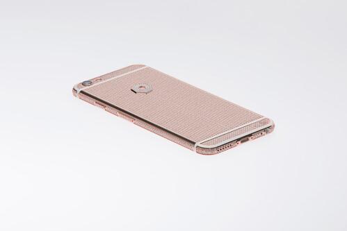 BRIKK LUX iPhone 6s Diamonds Omni Secure