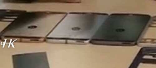 Leaked alleged Moto prototypes