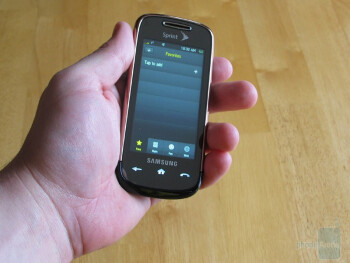 Hands-on with the Instinct s30