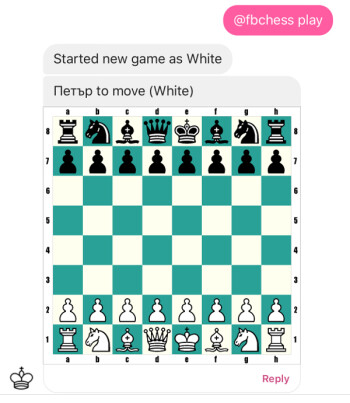 @fbchess play creates a new game
