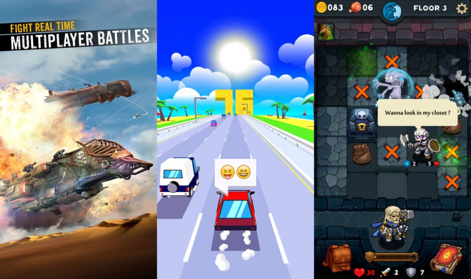 Best new Android and iPhone games of January 2016