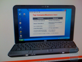 More information on Verizon's netbook
