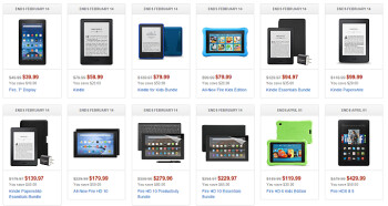 Tablet deals today
