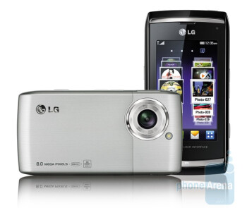 LG announces the Viewty Smart... this time for real