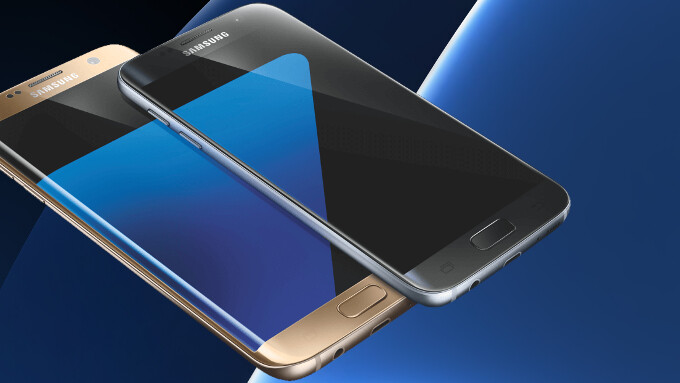 Galaxy S7 & S7 Edge wallpapers leak early, download them here