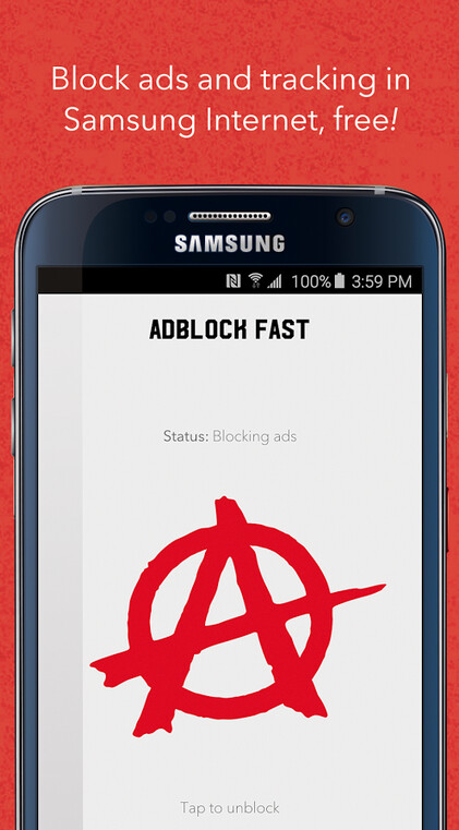 Adblock Fast is back in the Google Play Store
