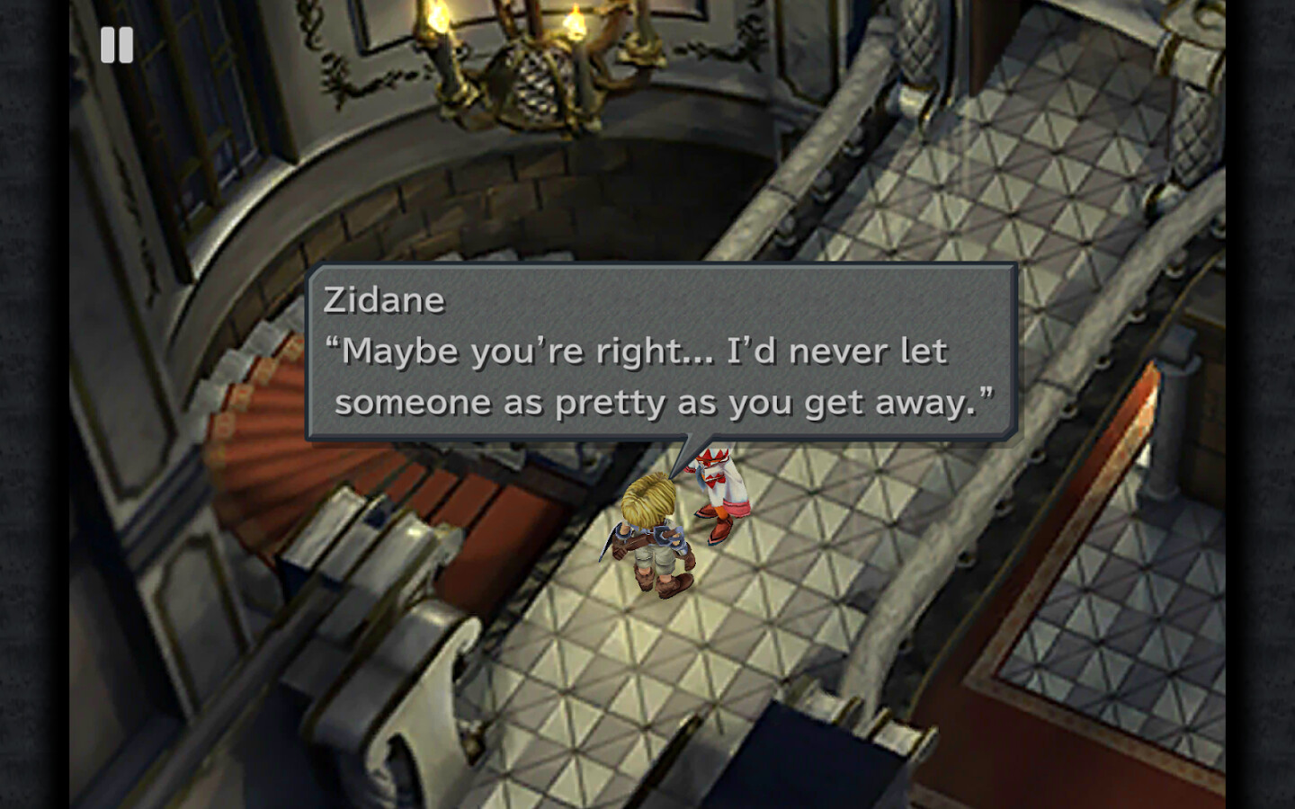Enhanced Final Fantasy IX now available on iOS and Android, let the