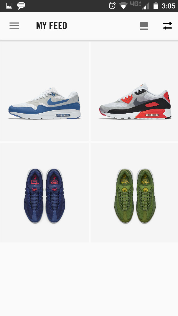 how to download the nike snkrs app