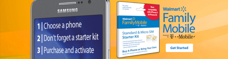 Walmart Family Mobile now has a plan offering 10GB of data - Walmart Family Mobile adds a 10GB data plan and now has its own Binge On-like feature