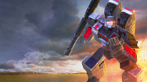 Transformers Earth Wars artwork and screenshots