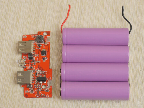 Inside our '20,000mAh' power bank