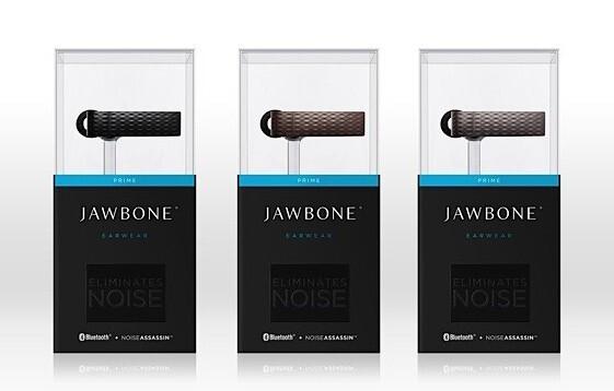 Aliph Jawbone PRIME - a new fashionable headset