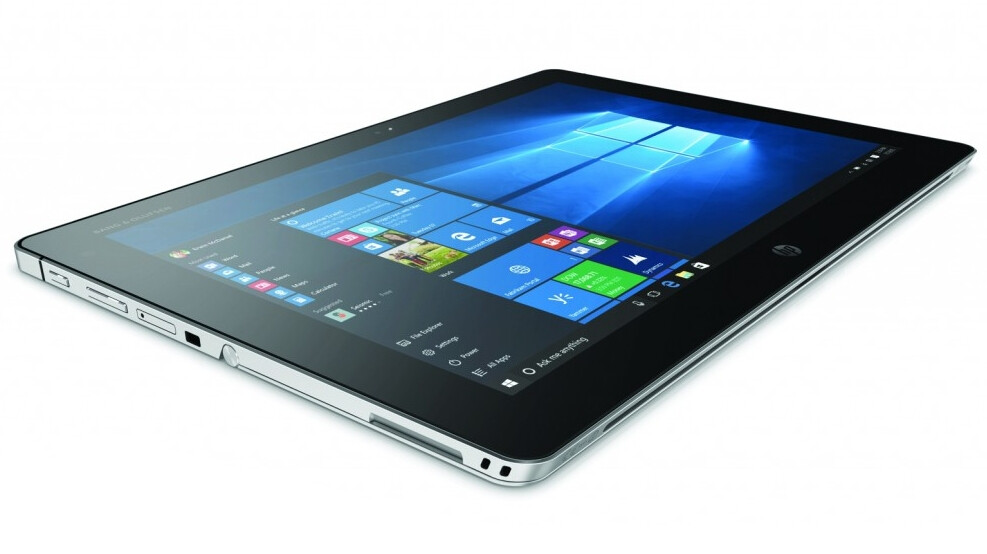 HP Elite x3 (formerly HP Falcon) to be a smart-looking ...