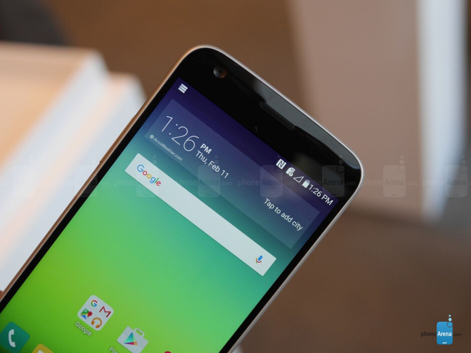 LG G5 hands-on