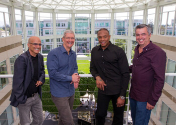 Apple to take on Netflix and HBO with 'Vital Signs' original TV series, starring Dr Dre