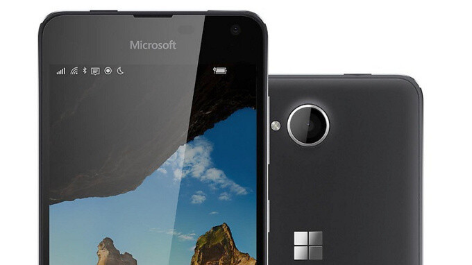 """Microsoft Lumia 650 is now official: a $200 5"""" phone with good looks and miserable specs"""
