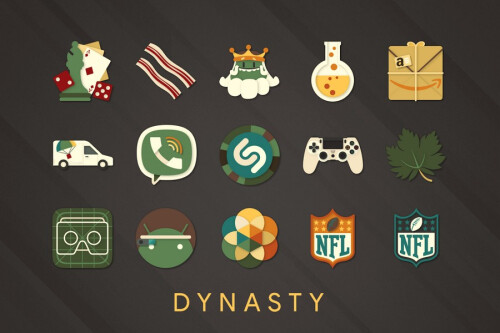 Dynasty icon pack