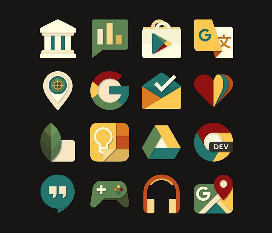 Best new icon packs for Android (February 2016) #2