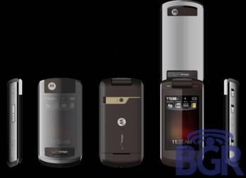 Motorola Inferno and Rolex