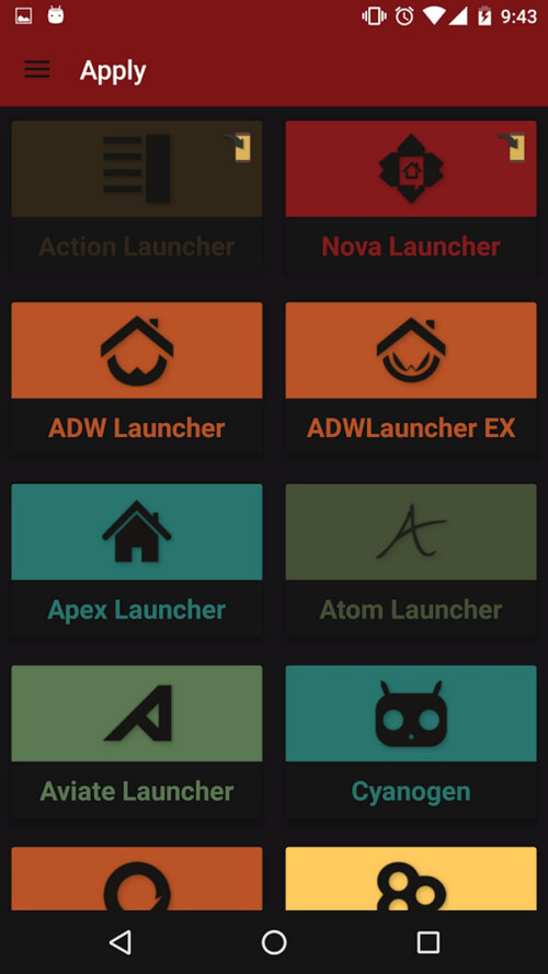 Dominion icon pack