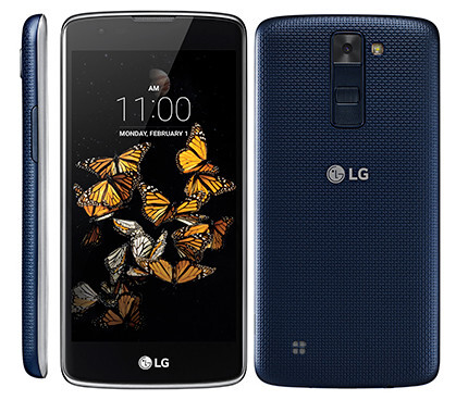 Lg K8 Is Now Official An Entry Level 5 Inch Device With