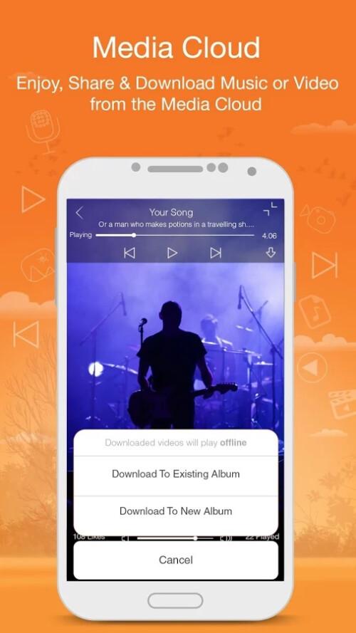 ringID screenshots