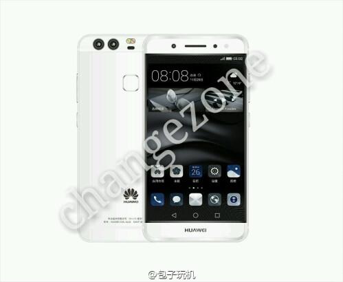 Alleged Huawei P9 renders