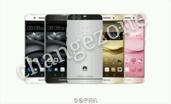New images show us what the Huawei P9 could look like