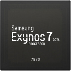 Samsung announces the 14nm Exynos 7 Octa 7870 processor