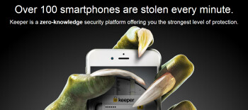 Keeper Security's Password Manager will be ore-installed on certain HTC handsets available later this year