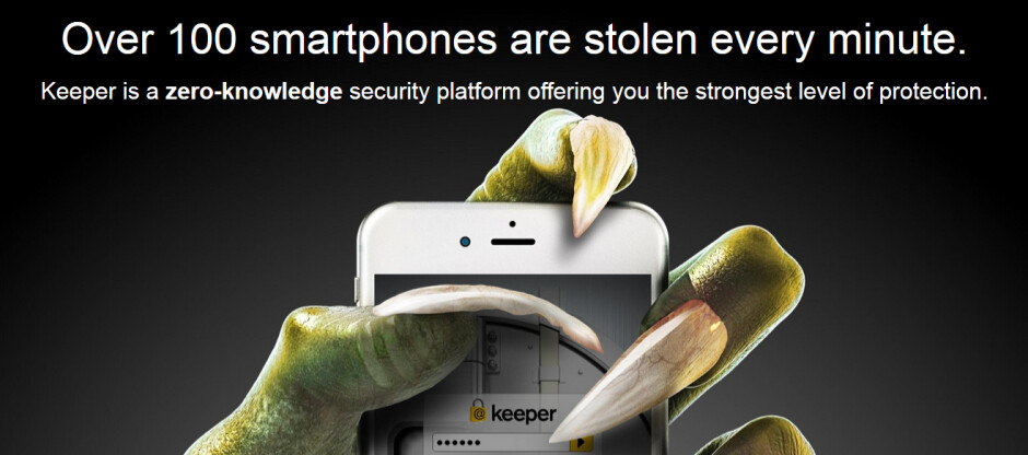 Keeper Security's Password Manager will be ore-installed on certain HTC handsets available later this year - HTC partners with Keeper Security; Password Manager will come out of the box on some HTC devices