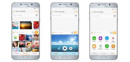 Cross App split-screen mode