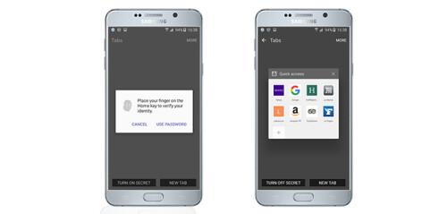 Secure Web Auto Login protection goes fingerprint