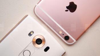 Apple iPhone 6s Plus vs LG V10: quick blind camera comparison