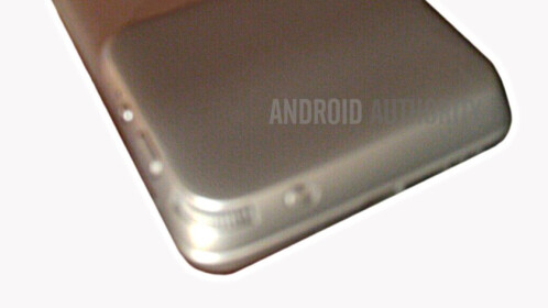 LG G5 alleged battery module leaks