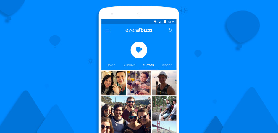 Popular Everalbum photo app is now available for Android