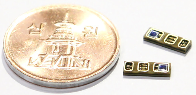 LG outs the tiniest biometric sensor to go in its next phones and wearables