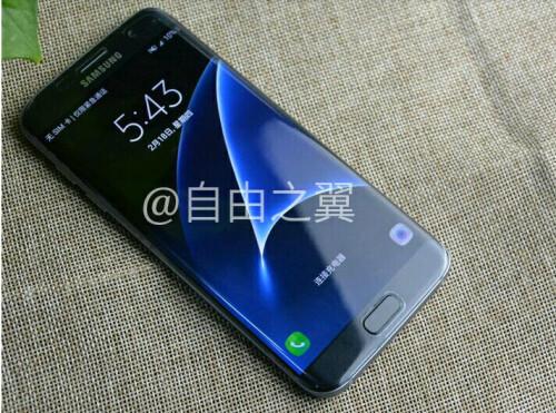 New Samsung Galaxy S7 Edge images corroborate microUSB port, no USB Type-C