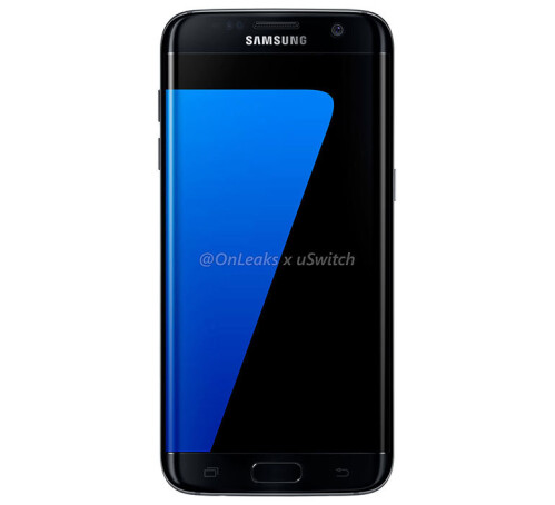 Samsung Galaxy S7 and Galaxy S7 edge renders