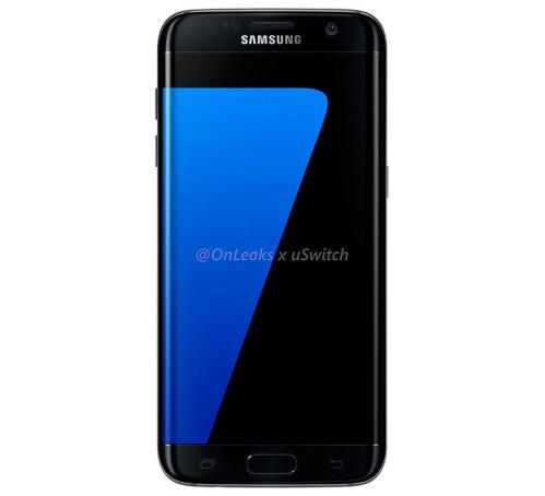 Samsung Galaxy S7 and Galaxy S7 edge renders