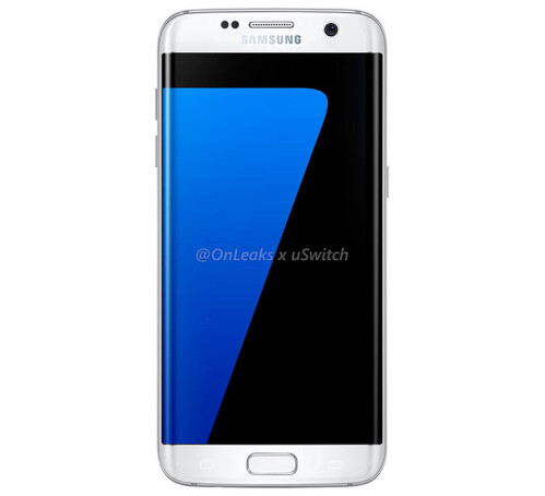 Alleged Galaxy S7 and S7 Edge press renders