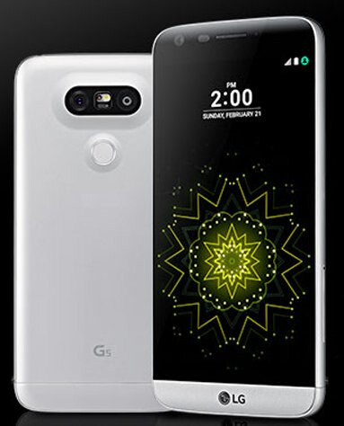Latest alleged LG G5 images