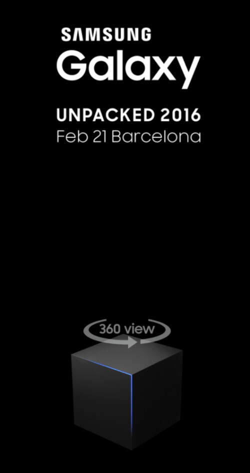 Samsung to provide a 360-degree live stream of its Unpacked 2016 event
