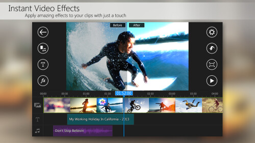 PowerDirector video editor for Android