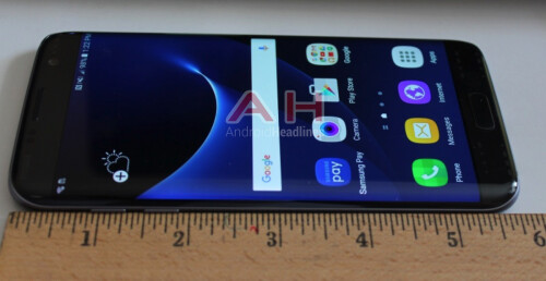 Samsung Galaxy S7 and S7 edge leaks