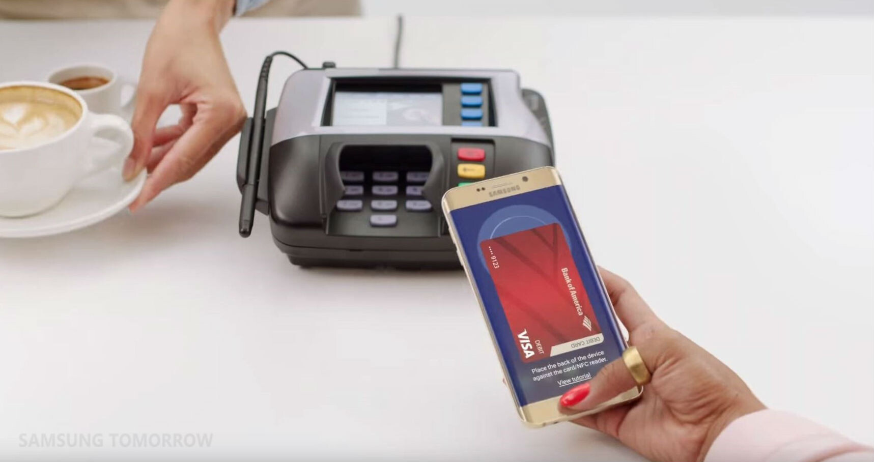 Samsung Pay reached 5 million registered users, expanding ...