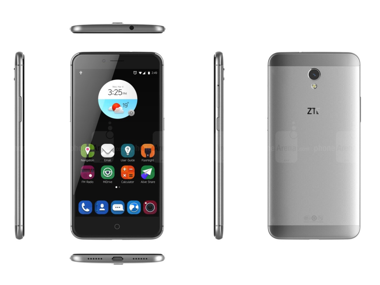 zte v7 blade another