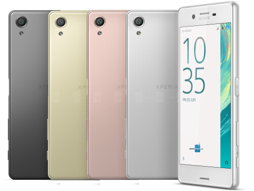 Xperia X images